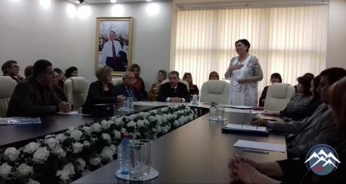 Tanınmış kinorejissor Oqtay Mirqasımovun 75 illik yubileyinə həsr olunmuş tədbir