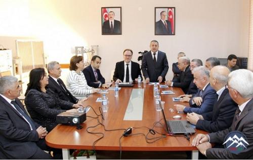 Azərbaycan Texniki Universitetində Ustadlıq Mərkəzi açılıb