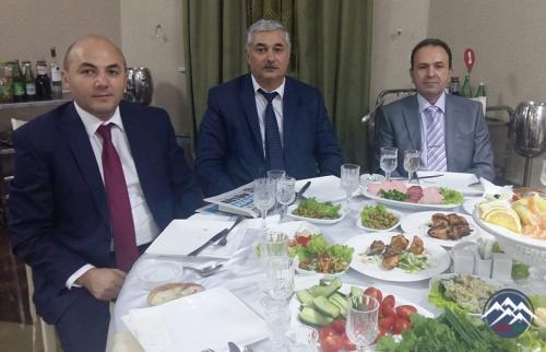 """""""Bütöv Azərbaycan"""" qəzetinin 10 yaşı qeyd olunub"""