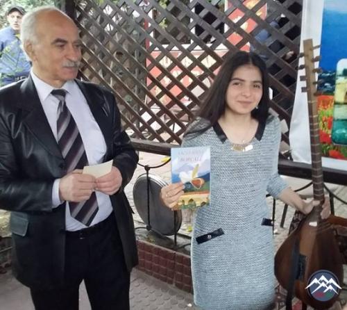 """""""Sazlı-Sözlü Borçalı"""" Ədəbi Məclisinin səkkizinci toplantısı"""