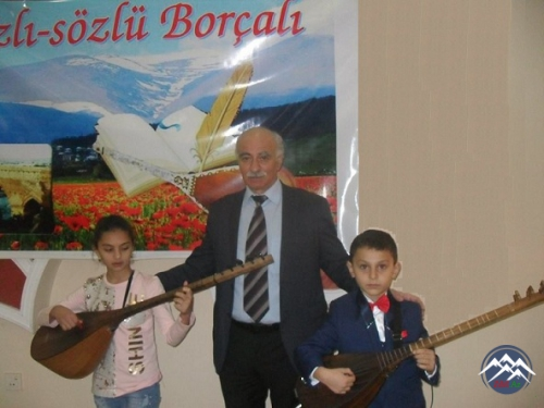 """""""Sazlı-Sözlü Borçalı"""" Ədəbi Məclisinin nöbəti 9-cu toplantısı"""