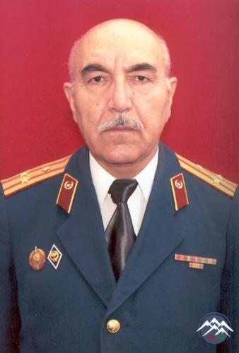 Bahəddin FAXRALI (1937-2008)