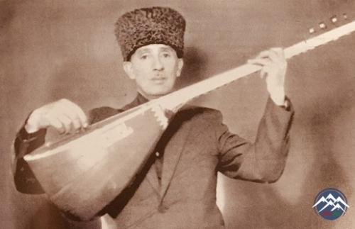 AŞIQ MÜRSƏL FAXRALI (1925-2001)
