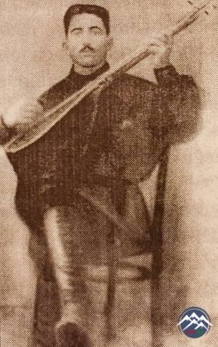 Aşıq QUŞÇU İBRAHİM (1895-1945)