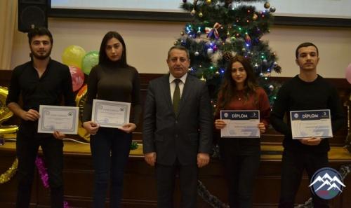 AzTU-da Dünya Azərbaycanlılarının Həmrəyliyi Günü və Yeni il Bayramına həsr olunmuş tədbir keçirilib