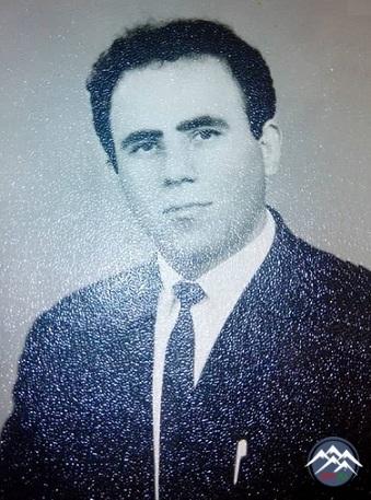 Ulu Borçalımızın Vüqarlı Şairi - ƏLİ VÜQARLI    (1936-2012)
