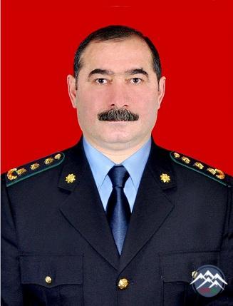 """Dəyərli eloğlumuz Gömrük polkovniki Səməd Qaralov 3-cü dərəcəli """"Vətənə xid ..."""