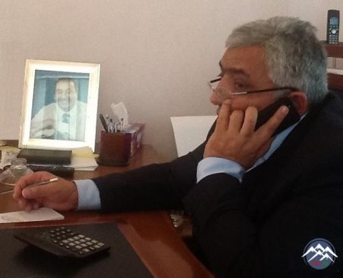 """Darvazlı FAZİL KAMAL oğlu MUSAYEV """"TƏRƏQQİ"""" medalı ilə təltif olunub"""