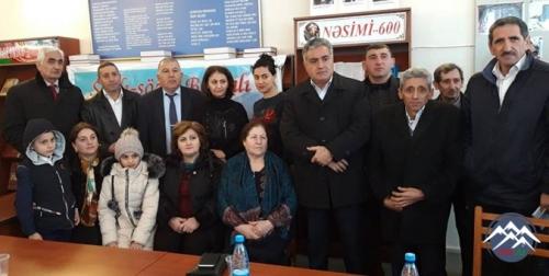 """""""Sazlı-Sözlü Borçalı"""" Ədəbi Məclisinin növbəti 10-cu toplantısı"""
