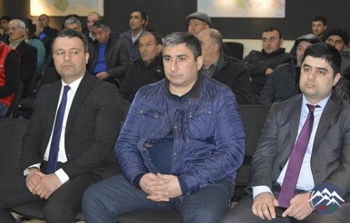 Bolnisi rayonunda 20 Yanvar faciəsi anılıb