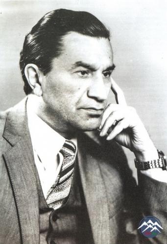 Professor TEYMURAZ CƏFƏRLİ (1922-1988)