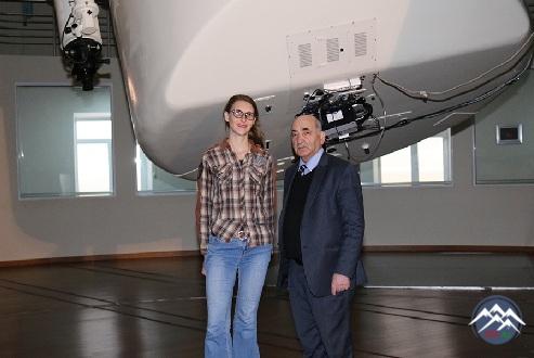 """""""HORIZON 2020"""" qrant proqramı Şamaxı Astrofizika Rəsədxanasında fəaliyyətə  ..."""