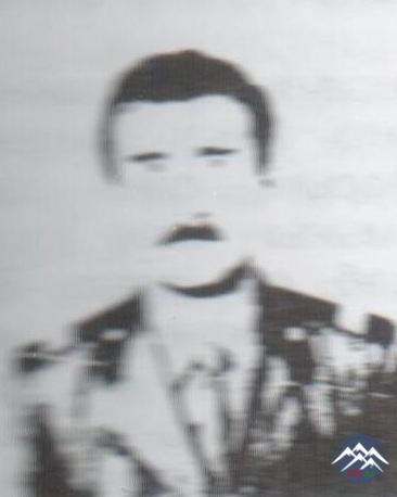 DARVAZLI ŞƏHİD Ədalət Cahangir oğlu Əlləzov (1965-1992)