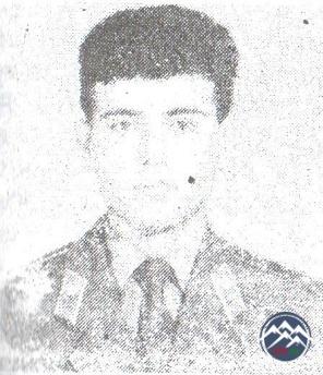 DARVAZLI ŞƏHİD Raim Ənvər oğlu Məmmədov  (1972-1993)