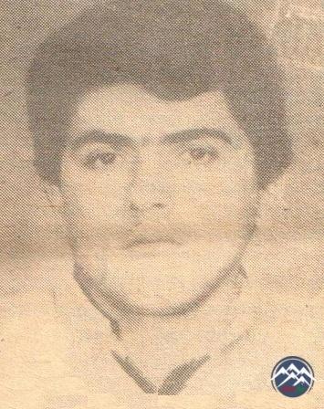 ŞƏHİD Ədalət Nadir oğlu Gülməmmədov (1970-1994)