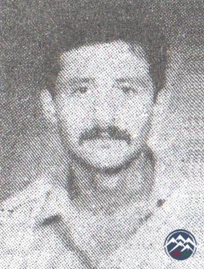 ŞƏHİD İlkin Hamlet oğlu Mərdanov    (1962-1994)