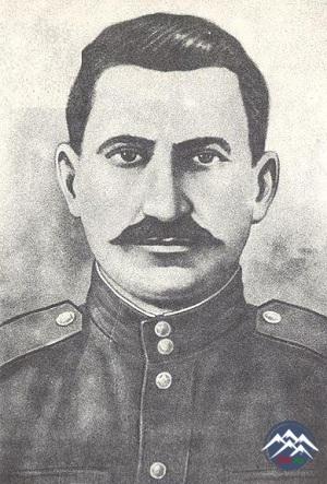 Sovet İttifaqı Qəhrəmanı - Bəkir Dursun oğlu Mustafayev (11.02.1898-10.12.1978)