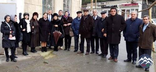 """""""Sazlı-Sözlü Borçalı"""" Ədəbi Məclisinin növbəti 11-ci toplantısı"""