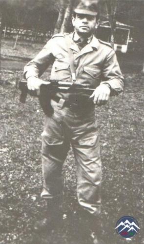 BAŞKEÇİDLİ ŞƏHİD Ramiz Ümid oğlu Əhmədov (1960-1994)