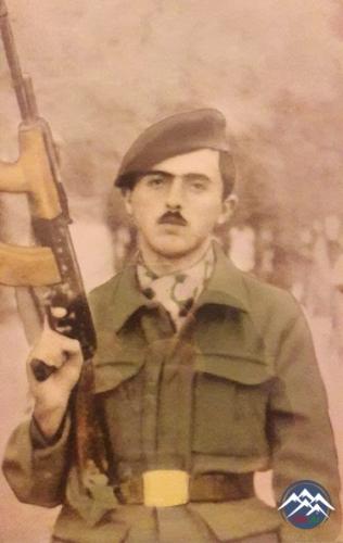 SARAÇLI ŞƏHİD Fuad Mürvət oğlu Mirzəyev (1974-1993)