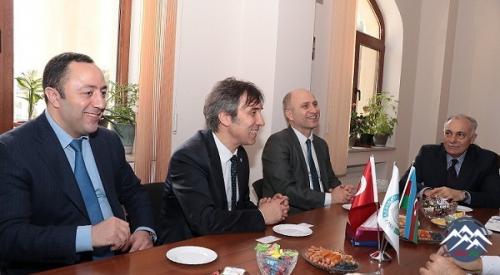 AzTU İstanbul Texniki Universiteti ilə əməkdaşlıq edəcək