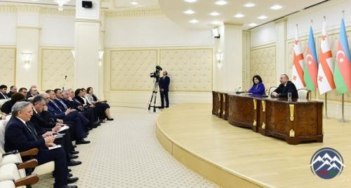 Gürcüstanın Prezidenti Salome Zurabişvili Azərbaycana rəsmi səfərə gəlib - YENİLƏNİB