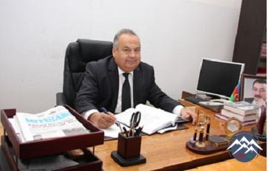 AzTU-nun kafedra müdiri, İqtisad elmləri doktoru, professor Ramiz Kamal oğl ...