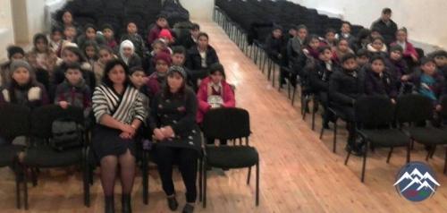 """SPEAK ALİ"" LAYİHƏSİNİN TANITIM SEMİNARI"