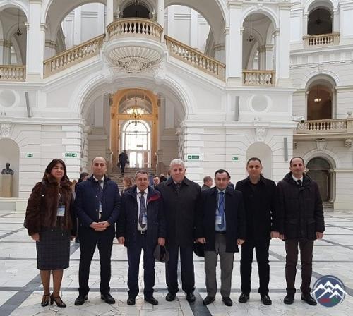 Azərbaycan Texniki Universiteti yeni ERASMUS+KA2 layihəsinin icrasına başla ...
