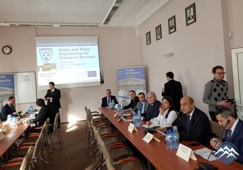 Azərbaycan Texniki Universiteti yeni ERASMUS+KA2 layihəsinin icrasına başlayıb
