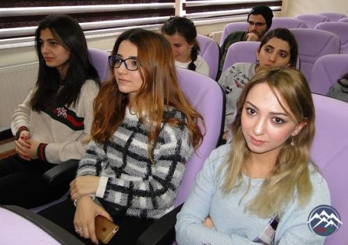 """Molekulyar Biologiya və Biotexnologiyalar İnstitutunda """"Elm günü"""" münasibətilə seminar keçirilib"""