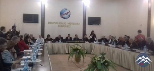 I Bütöv Azərbaycan Forumu keçirilib