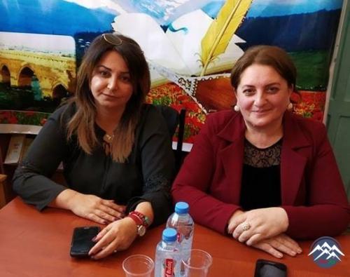 """""""Sazlı-Sözlü Borçalı"""" Ədəbi Məclisinin növbəti 13-cü toplantısı"""