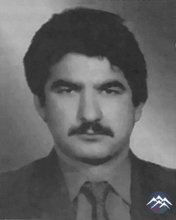 Qoşakilsəli Şəhid İbrahim Firudin oğlu Əliyev (1959-1994)