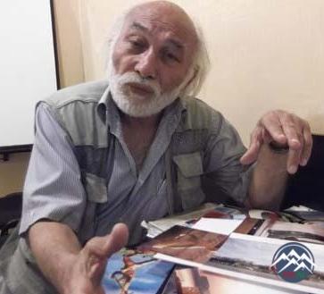 Tanınmış heykəltəraş-rəssam Cümşüd İbrahimli