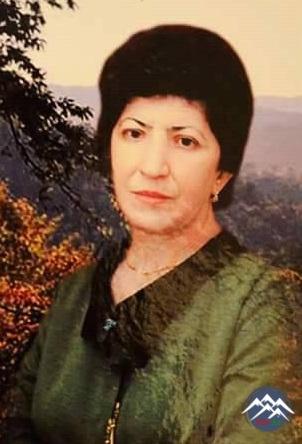 ZƏRİFƏ SUFİ (1961)