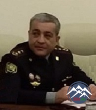 """Əslən Başkeçiddən olan İlqar Məmmədov """"İgidliyə görə"""" medalı ilə təltif olunub"""