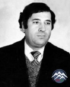 İbrahim İsmayıl oğlu Güləhmədzadə (1942-1998)