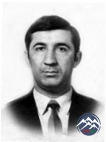 Sergey Xıdırnəbi oğlu Əhmədov (1941-1981)