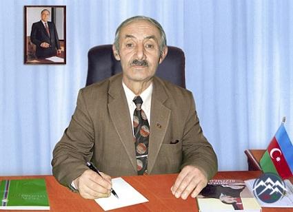 ŞAİR RUHLU GEOLOQ ÖMRÜ - FƏRHAD QOŞQARLI