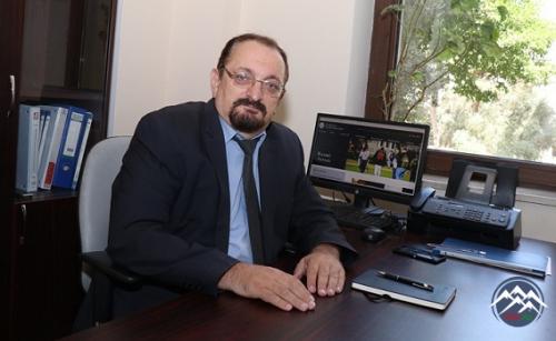 Tanınmış jurnalist AzTU-nun İctimaiyyətlə əlaqələr şöbəsinin müdiri təyin o ...