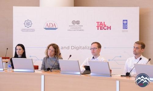 """""""Hüquq və rəqəmsallaşma"""" - """"Law and Digitalization"""" mövzusunda seminar keçirilib"""