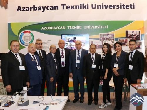 13-cü Azərbaycan Beynəlxalq Təhsil Sərgisinin açılış mərasimi keçirilib