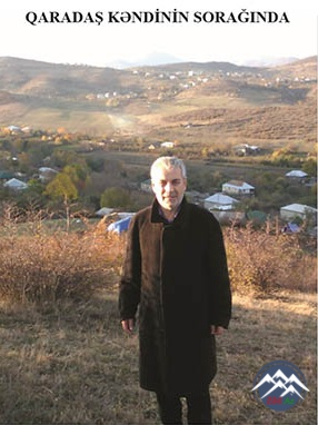 """""""Qaradaş kəndinin sorağında"""" adlı kitab işıq üzü görüb"""