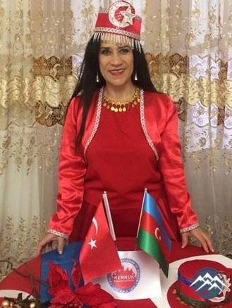 """QALİBƏ CƏFƏROVA: """"EY TÜRKOĞLU, AYAĞA QALX!.."""""""
