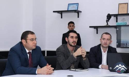 Azərbaycan İnnovasiya Agentliyinin nümayəndələri AzTU-da tələbələrlə görüşü ...