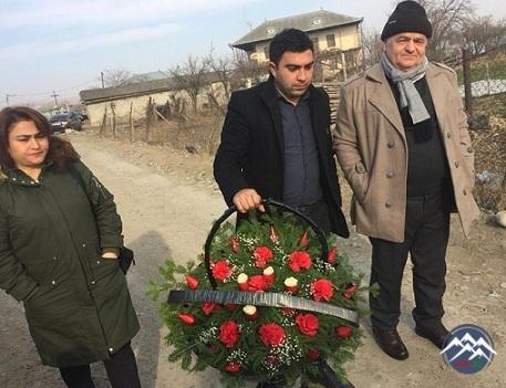 """""""Gürcüstan"""" qəzetinin Baş redaktoru, Əməkdar jurnalist İslam Əliyev vəfat edib"""