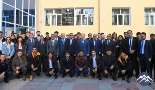 AzTU ilə Mingəçevir Dövlət Universiteti arasında memorandum imzalanıb