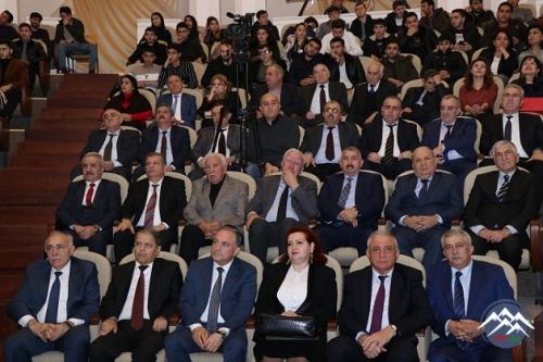 AzTU-da ümummilli lider Heydər Əliyevin xatirəsi anılıb