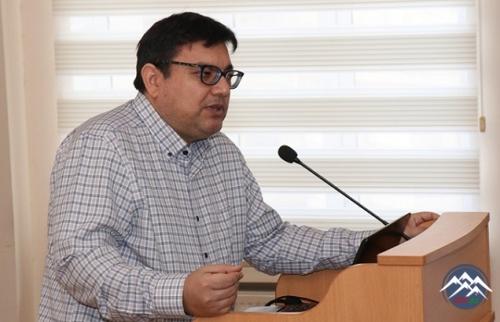 """AzTU-da """"Horizon 2020"""" proqramı üzrə seminar keçirilib"""